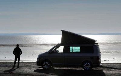 Bus California VW T6 Beach – Gris Ascot